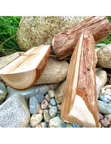 Piattaforma in legno di salice large