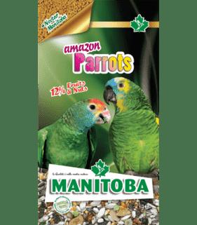 Manitoba Amazon Parrots 2 kg