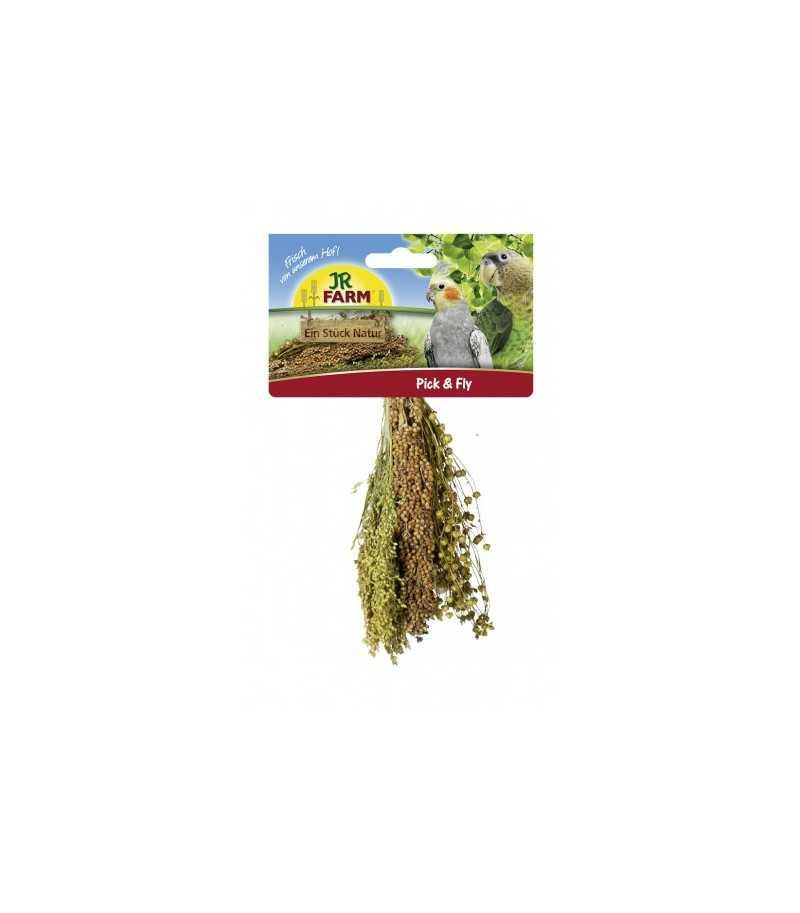 JR Farm Mix Spighe di sorgo, miglio e...