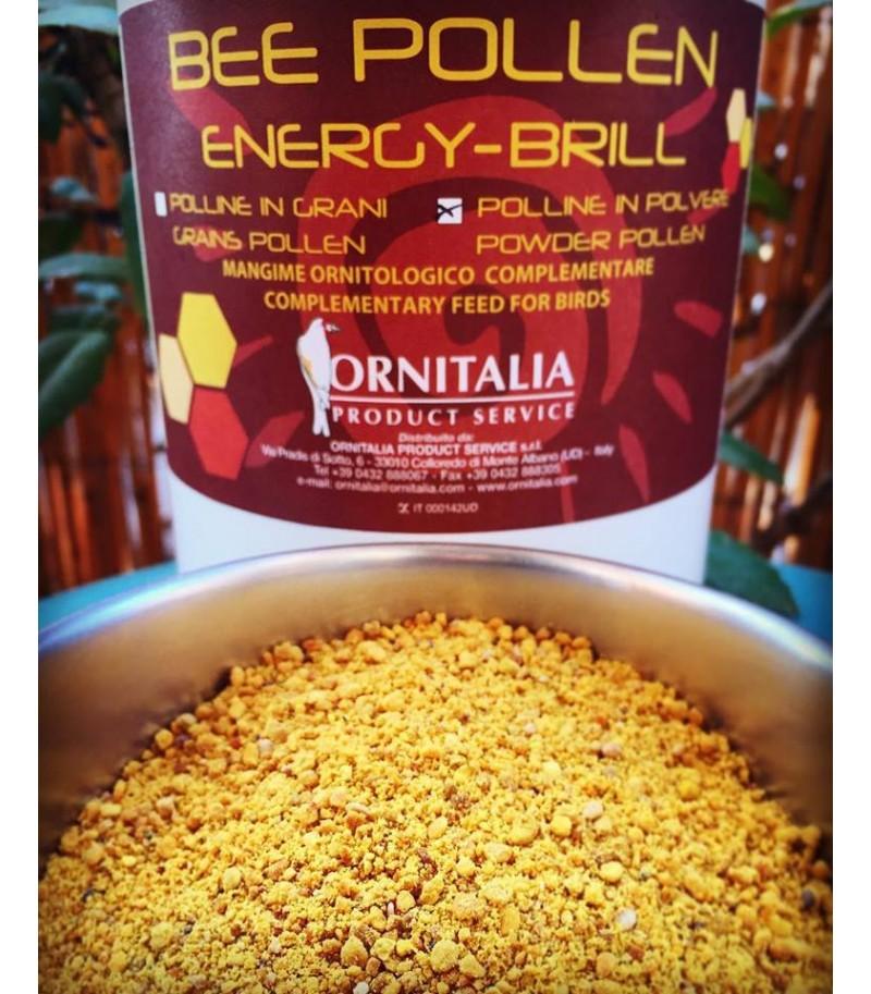 POLLINE in polvere 150 g ORNITALIA