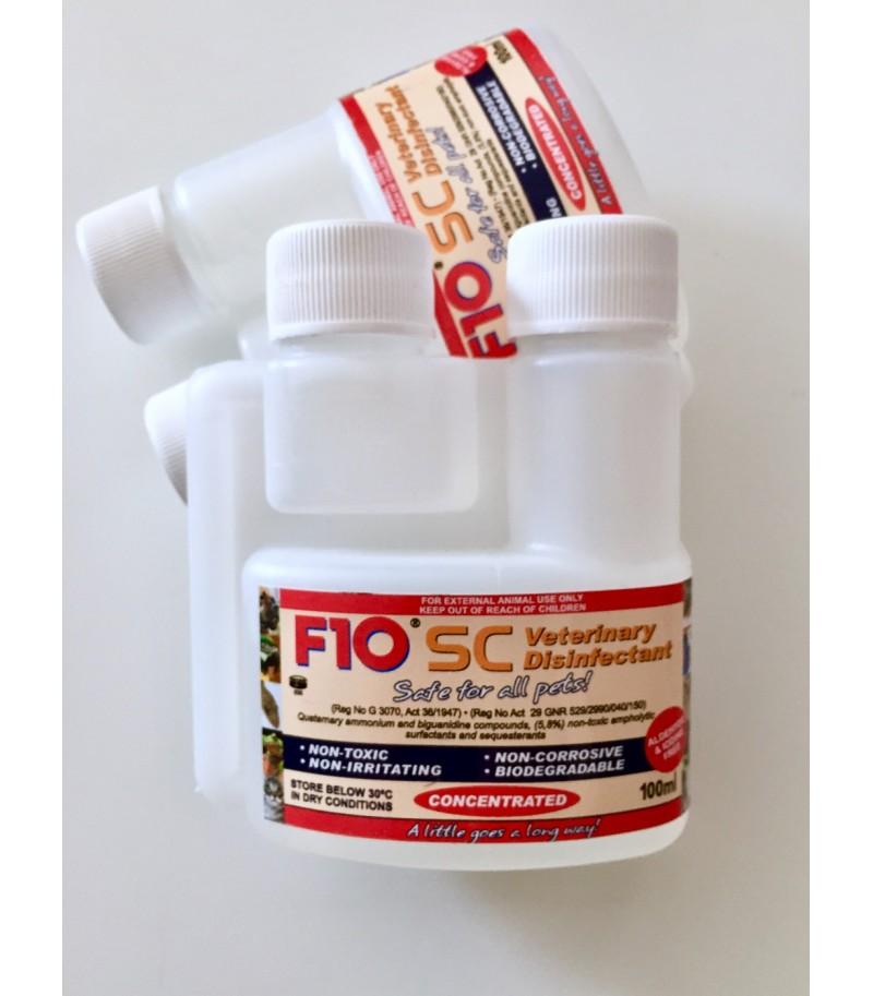 F10 SC - Disinfettante veterinario...