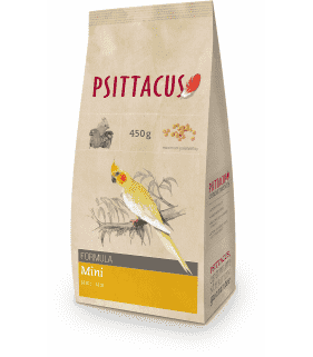 Psittacus Formula Mini 450 g