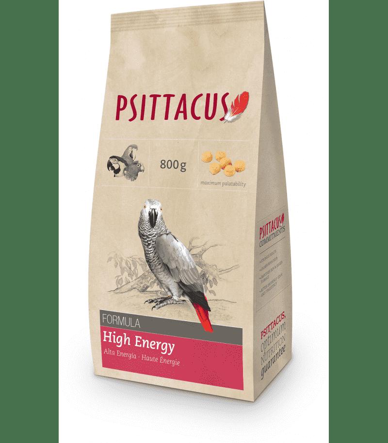 Estrusi Psittacus Formula Alta...