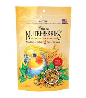 Nutri-Berries  Cockatiel...