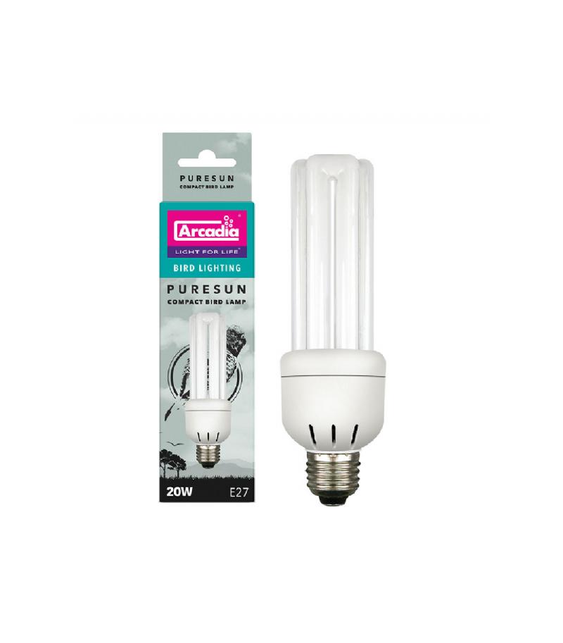 Arcadia Bird Lamp 20 W - Lampada UV...