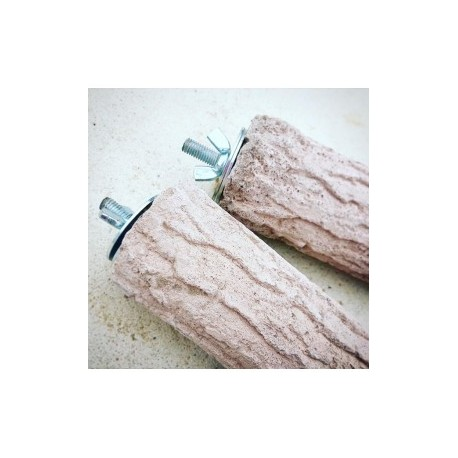 Posatoio in pietra limaunghie e becco...